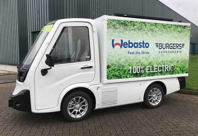 Sevic Cargo 500 koelwagen